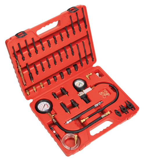 Buy Sealey VSE3156 Diesel & Petrol Compression, Leakage & Tdc Kit at Toolstop