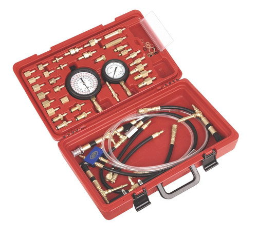 Buy Sealey VSE210 Fuel Injection Pressure Test Kit at Toolstop