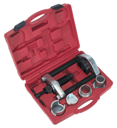 Buy Sealey VSE127H Hydraulic Ball Joint Installation/removal Kit - BMW at Toolstop