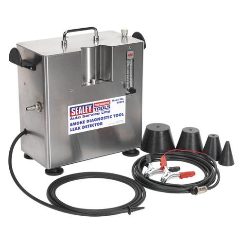 Buy Sealey VS870 Smoke Diagnostic Tool - Leak Detector at Toolstop