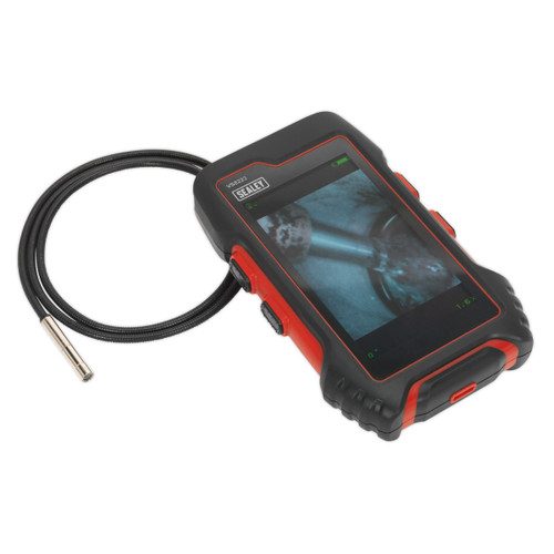 Buy Sealey VS8223 Tablet Video Borescope ∅5.5mm Camera at Toolstop