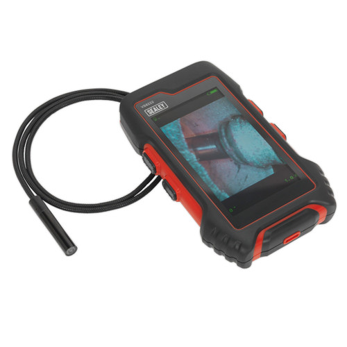 Buy Sealey VS8222 Tablet Video Borescope ∅9mm Camera for GBP116.84 at Toolstop