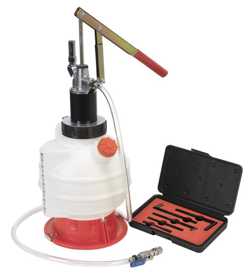 Buy Sealey VS7009 Transmission & Engine Oil Filling System at Toolstop