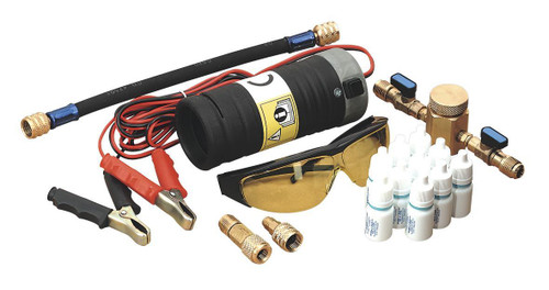 Buy Sealey VS600 Air Conditioning Leak Detection Kit at Toolstop