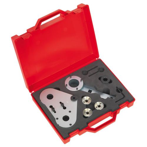 Buy Sealey VS5125 Petrol Engine Setting/Locking Kit - Vag 1.8 Tfsi - 2.0 Tfsi - Chain Drive at Toolstop
