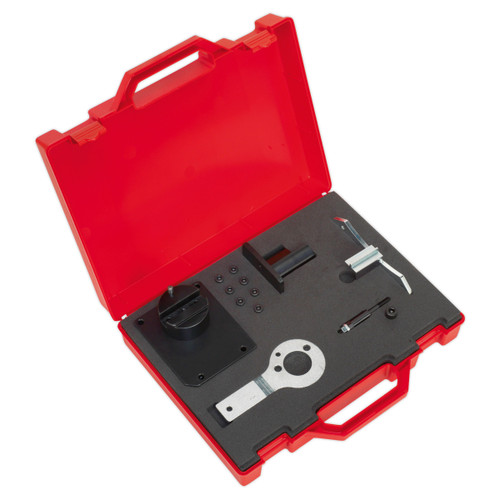 Buy Sealey VS5118 Petrol Engine Setting/Locking Kit - Alfa Romeo, Lancia 1.75tbi - Belt Drive at Toolstop