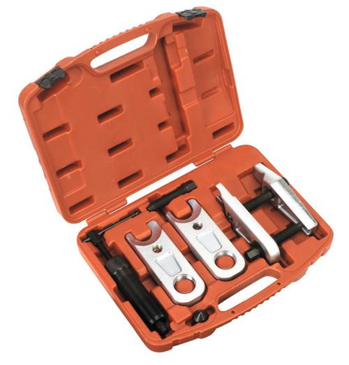 Buy Sealey VS3814 Ball Joint Splitter Hydraulic & Manual 9pc - Hgv at Toolstop