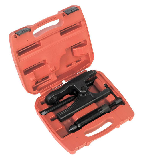 Buy Sealey VS3813 Ball Joint Splitter Hydraulic & Manual - Hgv at Toolstop