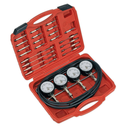 Buy Sealey VS209 Carburettor Synchronizer at Toolstop
