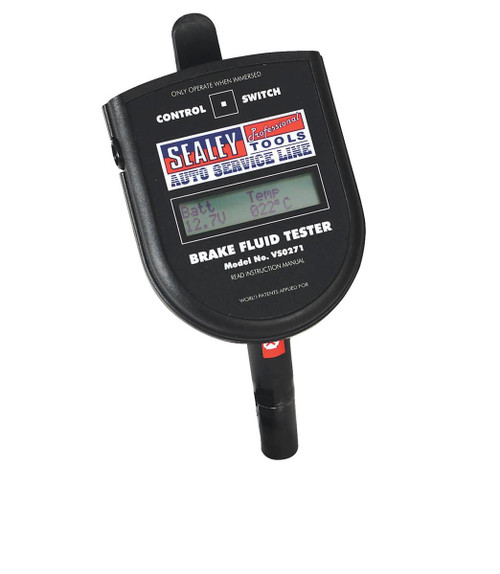 Buy Sealey VS0271 Brake Fluid Tester Boil Test at Toolstop