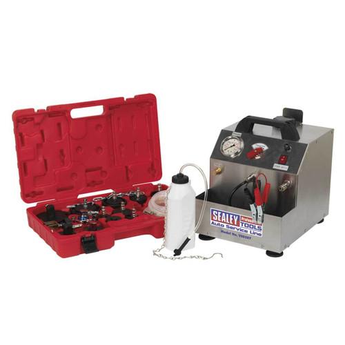 Buy Sealey VS0207 Brake & Clutch Pressure Bleeder Kit 12v at Toolstop