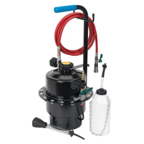 Buy Sealey VS0204A Pneumatic Brake & Clutch Pressure Bleeder Kit at Toolstop
