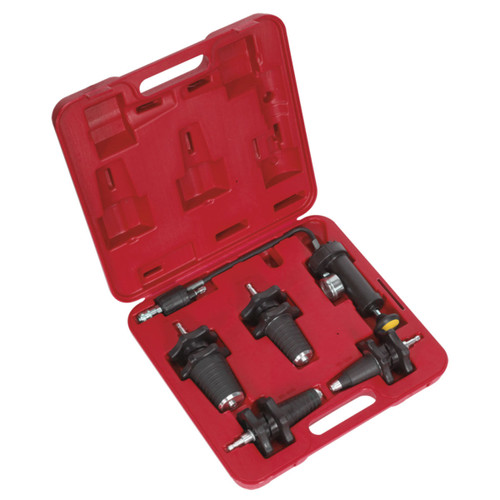 Buy Sealey VS0033 Cooling System Pressure Test Kit 5pc at Toolstop