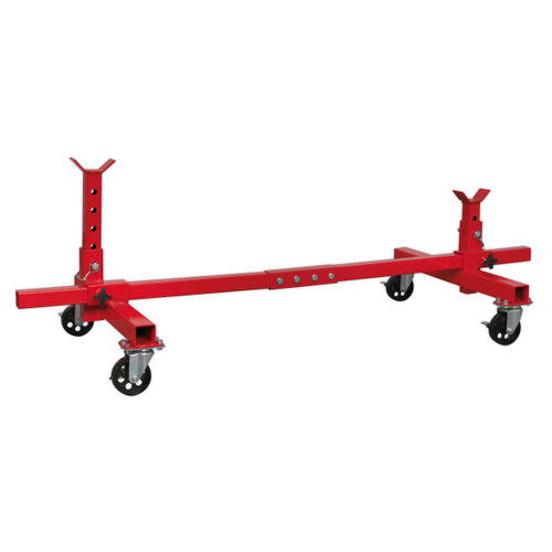 Buy Sealey VMD001 Vehicle Moving Dolly 2 Post 900kg at Toolstop