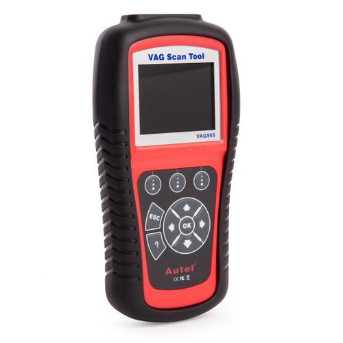 Sealey VAG505 Autel EOBD Code Reader - Service & Diagnostic Tool - VAG - 6