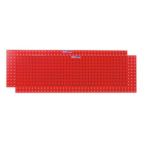 Buy Sealey TTS2 Perfotool Storage Panel 1500 X 500mm Pack Of 2 at Toolstop