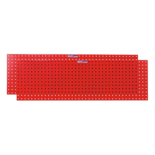 Buy Sealey TTS2 Perfotool Storage Panel 1500 X 500mm Pack Of 2 at Toolstop