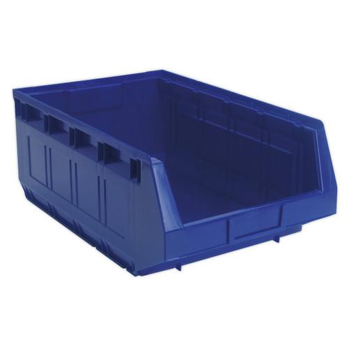 Buy Sealey TPS5 Plastic Storage Bin 310 X 500 X 190mm - Blue Pack Of 12 at Toolstop