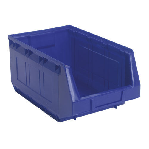 Buy Sealey TPS4 Plastic Storage Bin 209 X 356 X 164mm - Blue Pack Of 20 at Toolstop