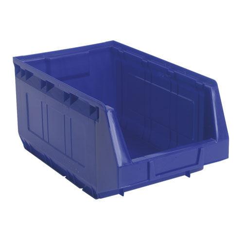 Buy Sealey TPS4 Plastic Storage Bin 209 X 356 X 164mm - Blue Pack Of 20 at Toolstop