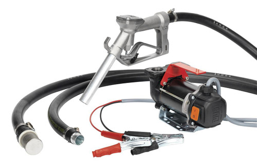 Buy Sealey TP96 Diesel/fluid Transfer Pump Portable 12v at Toolstop