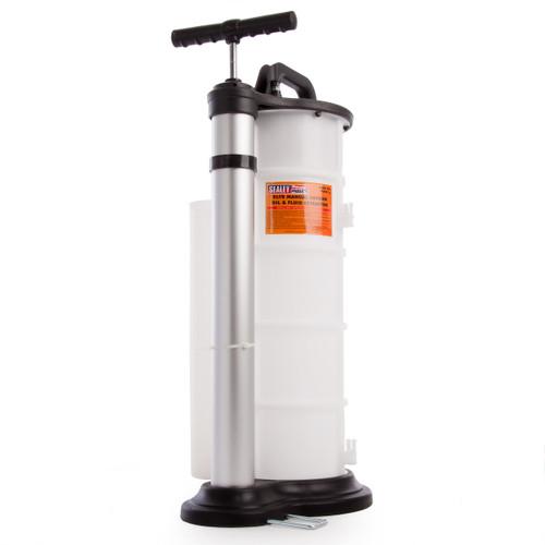 Sealey TP6901 Vacuum Oil & Fluid Extractor Manual 9 Litre - 3