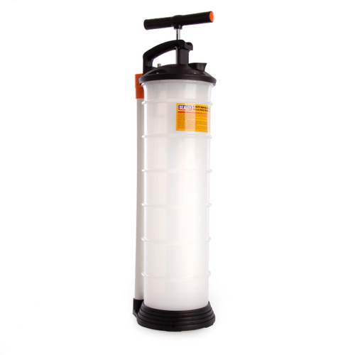 Sealey TP69 Vacuum Oil & Fluid Extractor Manual 6.5 Litres - 3