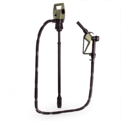 Sealey TP6818 Electric Drum Pump 205Ltr 12V & 240V - 5
