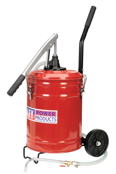 Buy Sealey TP17 Gear Oil Dispensing Unit 20ltr Mobile at Toolstop
