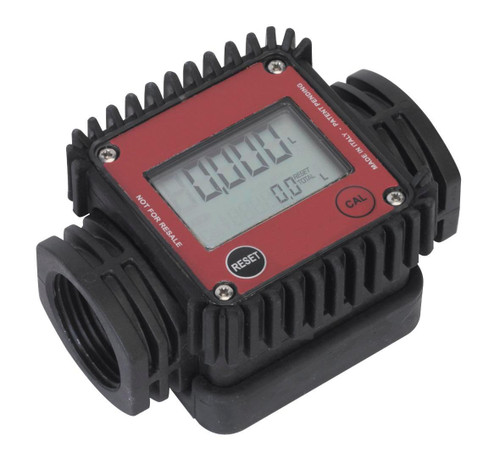 Buy Sealey TP101 Digital Flow Meter at Toolstop