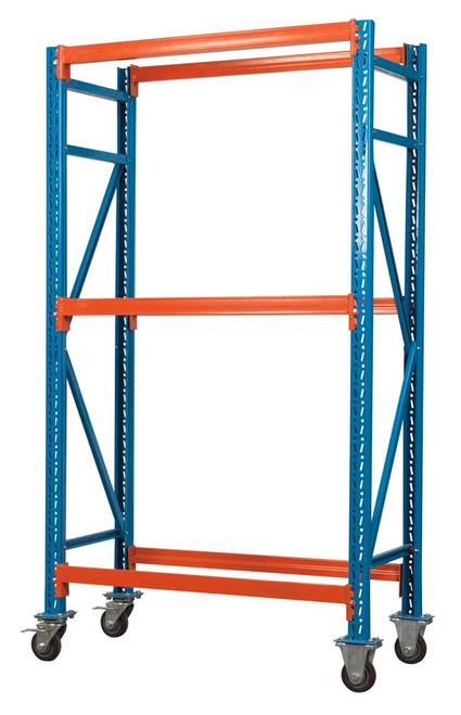 Buy Sealey STR002 Two Level Mobile Tyre Rack 200kg Capacity Per Level at Toolstop