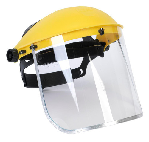 Buy Sealey SSP11E Brow Guard & Full Face Shield for GBP12.5 at Toolstop