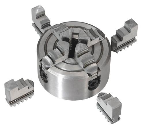 Buy Sealey SM30024JC 4 Jaw Independent Chuck at Toolstop