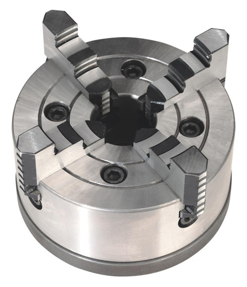 Buy Sealey SM27FJC 4 Jaw Independent Chuck With Back Plate at Toolstop