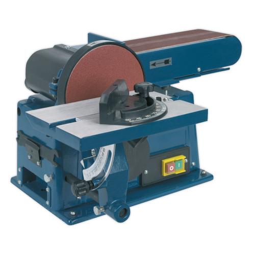 Buy Sealey SM14 Belt/disc Sander Bench Mounting 915 X 100mm/∅150mm at Toolstop