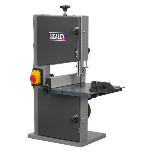 Buy Sealey SM1303 Professional Bandsaw 200mm 240V for GBP99.17 at Toolstop