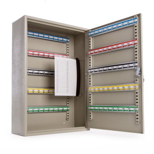 Sealey SKC100D Key Cabinet 100 Key Capacity Deep - 3