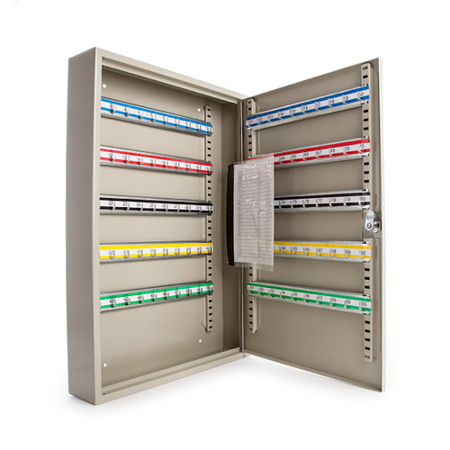 Sealey SKC100 Key Cabinet 100 Key Capacity - 3