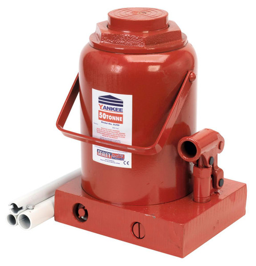 Buy Sealey SJ50 Bottle Jack 50tonne at Toolstop