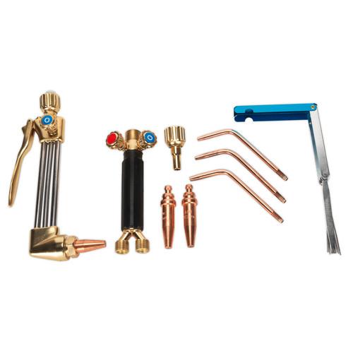 Buy Sealey SGA6 Oxyacetylene Welding/cutting Torch Set at Toolstop