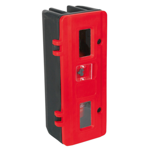 Buy Sealey SFEC01 Fire Extinguisher Cabinet - Single at Toolstop