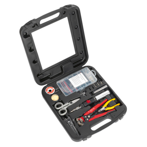 Buy Sealey SD400K Professional Soldering Kit at Toolstop