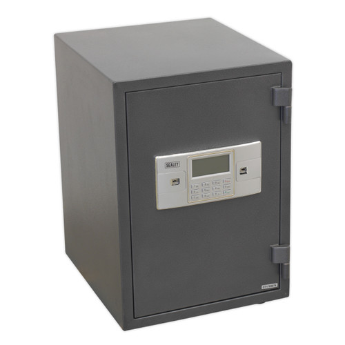 Buy Sealey SCFS03 Electronic Combination Fireproof Safe 355 X 390 X 525mm at Toolstop