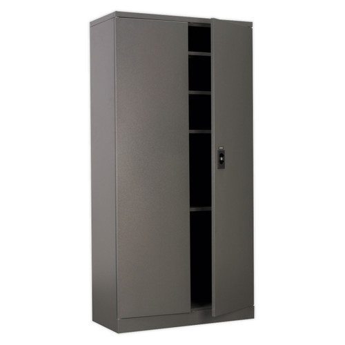 Buy Sealey SC01 Floor Cabinet 5 Shelf 2 Door at Toolstop