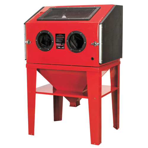 Buy Sealey SB974 Shot Blasting Cabinet Double Access 960 x 720 x 1500mm at Toolstop