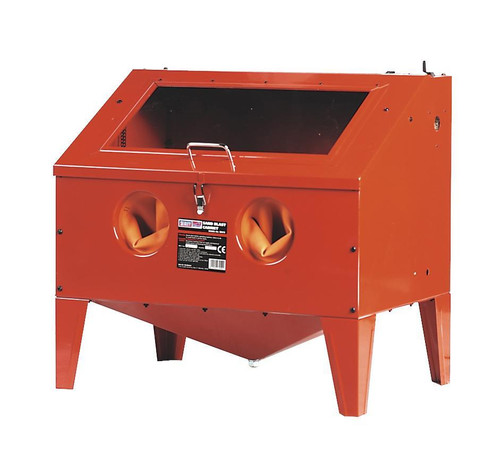 Buy Sealey SB972 Shot Blasting Cabinet 760 X 510 X 710mm at Toolstop