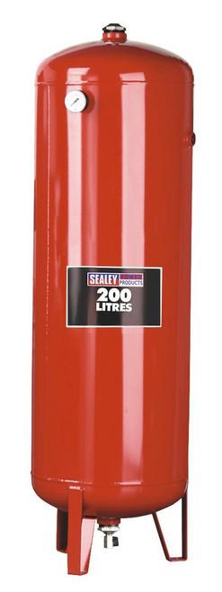 Buy Sealey SA200T Compressor Tank Vertical 200ltr at Toolstop