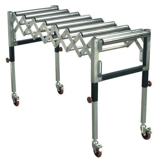 Buy Sealey RS911F Adjustable Roller Stand 450-1300mm 130kg Capacity at Toolstop