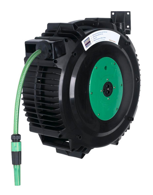 Buy Sealey RGH18 Retractable Water Hose Reel 18mtr 12mm Id Pvc Hose at Toolstop