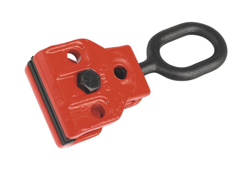 Buy Sealey RE92/20 Pull Clamp 100mm & Rotating Ring at Toolstop
